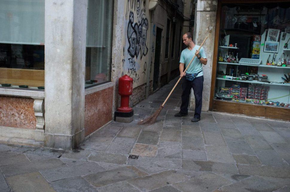 Venice Street Scene #10