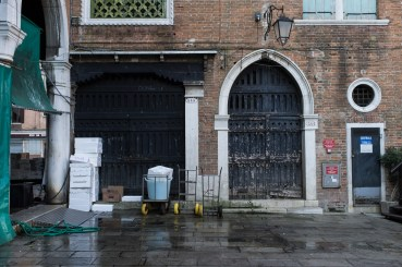 Back Entrance, Venice Fish Market