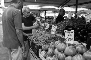 Fruit and Veg Market, Venice