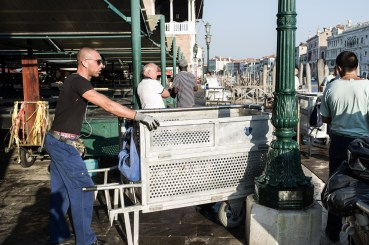 Venice Bin Man