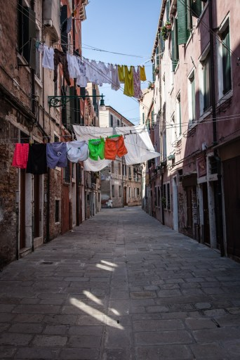 Washing Day, Venice #1