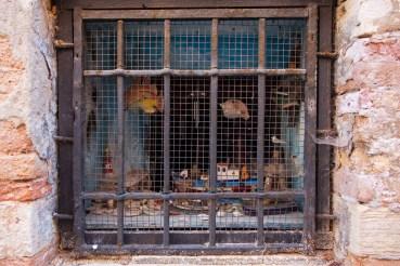 Window Display, Castello Region, Venice