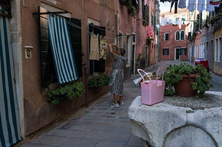 Washing Day, Venice #2