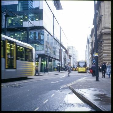 Manchester Tram #4