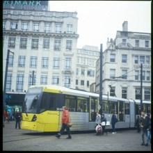 Manchester Tram #8