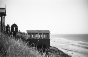Funicular Railway #1, Saltburn-by-the-Sea