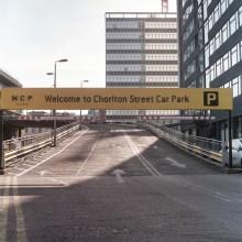 Chorlton Street Car Park, Manchester