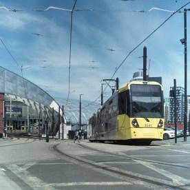 Tram, Mancester Victoria