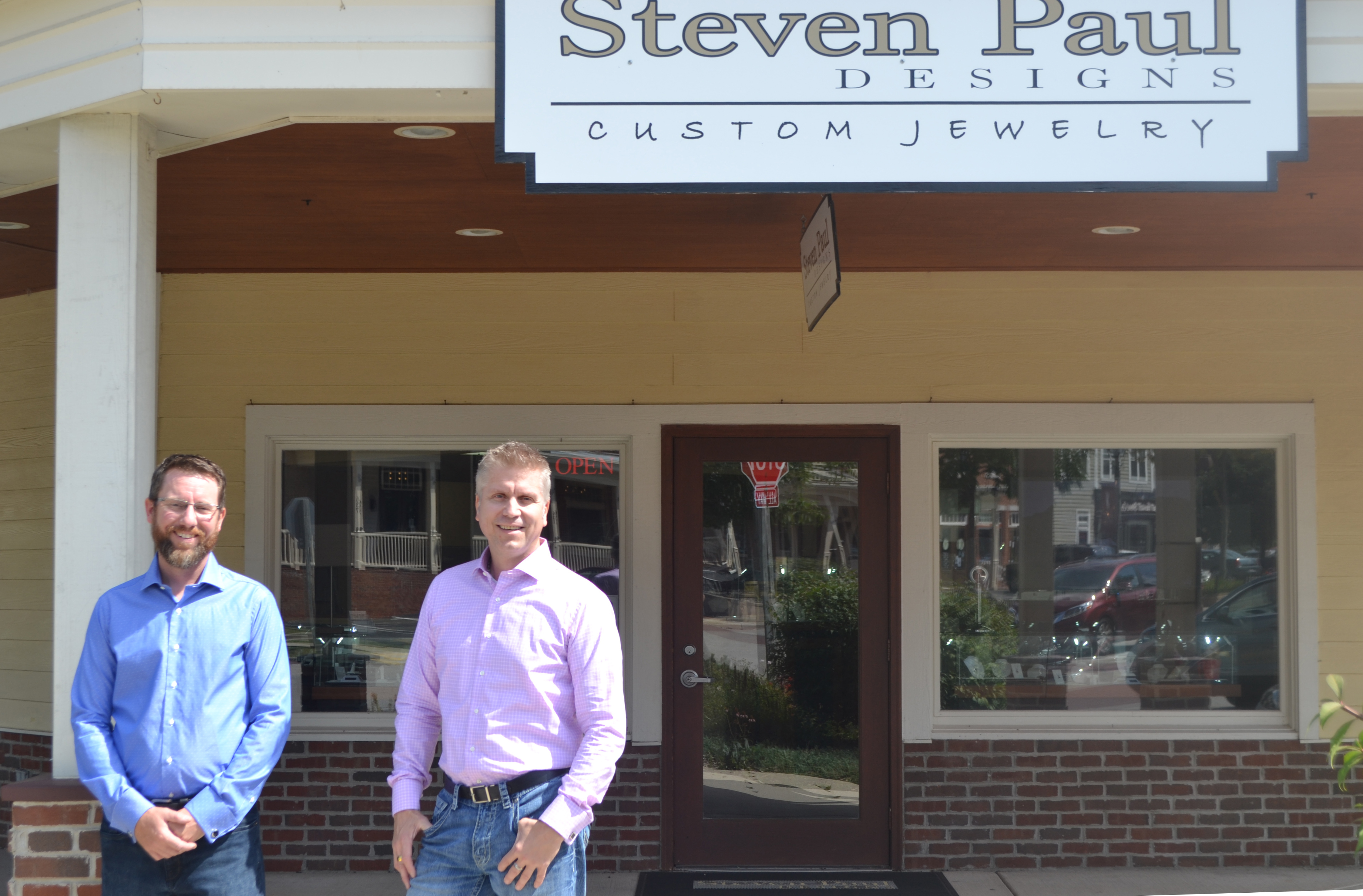 Steven Paul Designs building