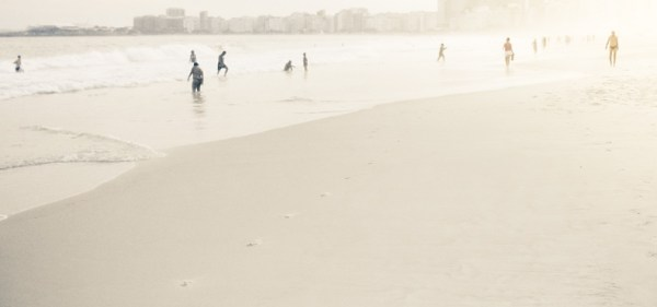 Copacabana Beach Travel Photography Panoramas