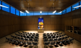 Architecture Photography of Religious Interior