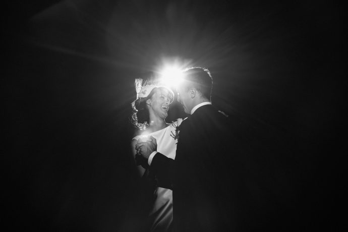 first dance, lake district wedding photography