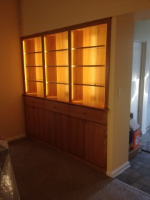 Booth Built Ins