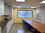 Finished Craft program area