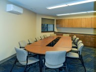 "Former ""Box Office"" is now our new conference room"