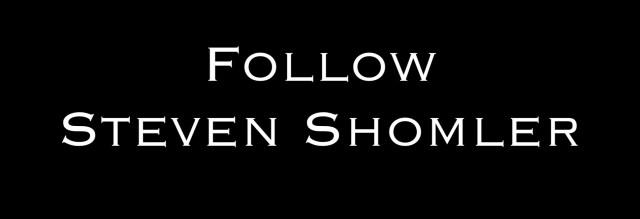 Follow Steven Shomler
