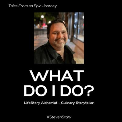 What Do I Do – a Steven Story Video