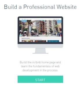 Code Academy Screenshot