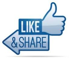 like share social