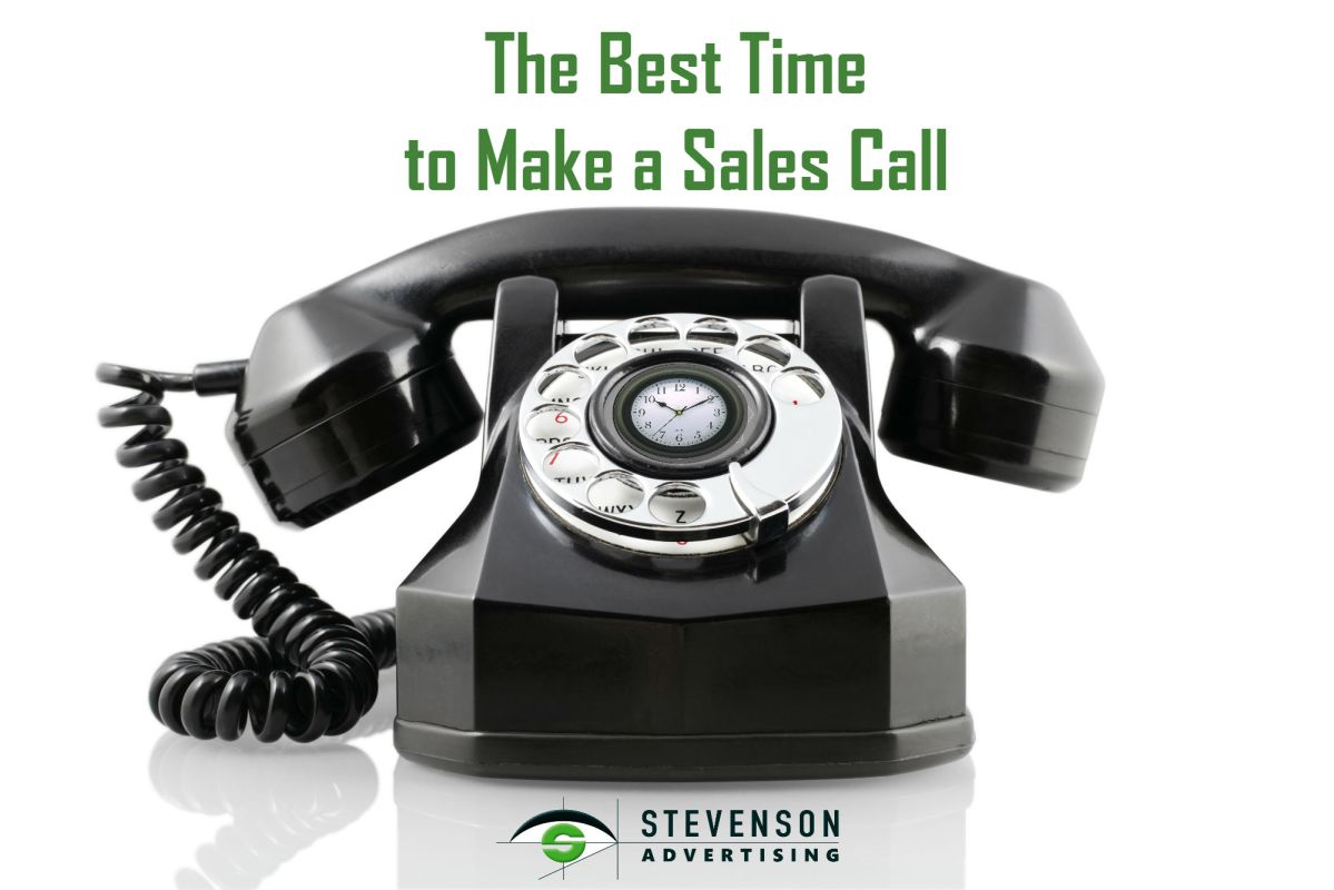 best time to make a sales call