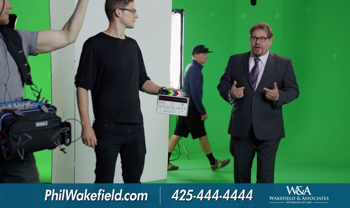Phil Wakefield commercial
