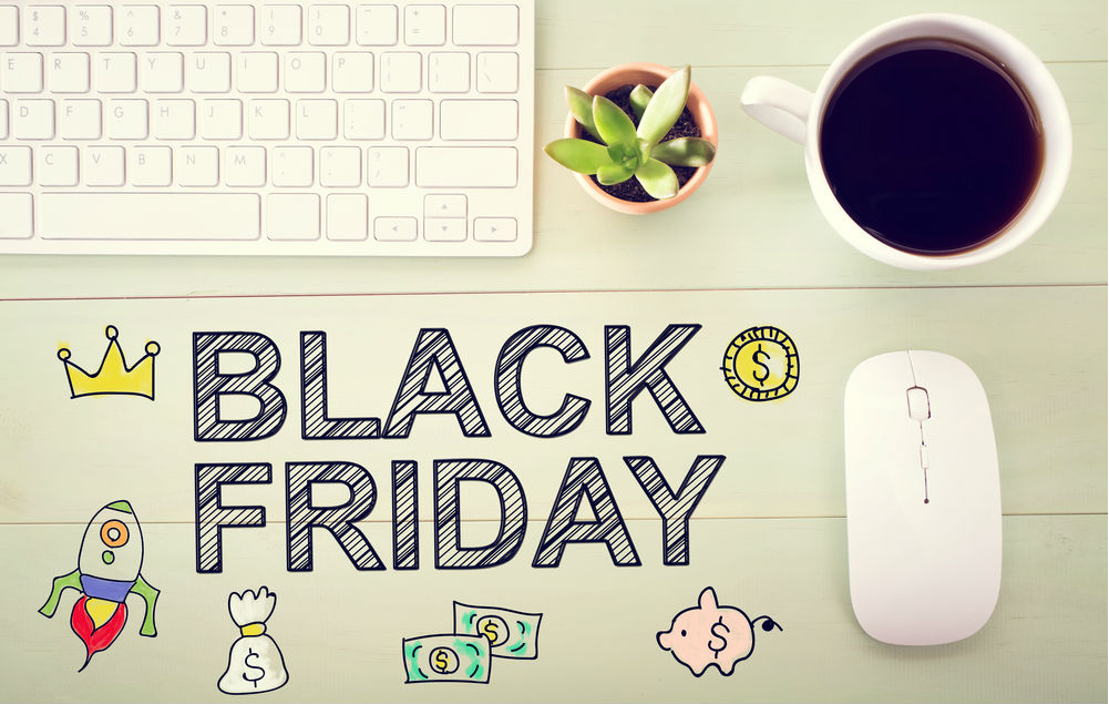 black friday online advertisments