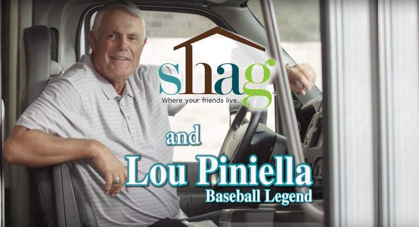 SHAG Housing featuring Lou Piniella