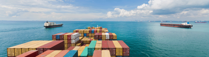 Sea Container Transport Services