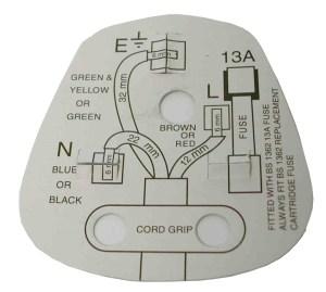 13A Plug Top | BS1363 13 Amp | Stevenson Plumbing