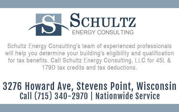 Save Now! Section 179D tax deduction