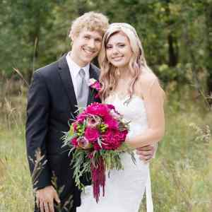 Wedding in Stevens Point, Wisconsin