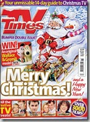 TV Times cover 2008