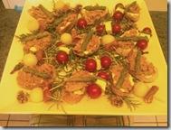 Spicy Tuna with Asparagus