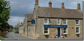 The Wheatsheaf - yummy food!