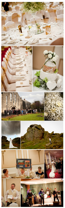 Wedding photos at Craiglands Hotel, Ilkley