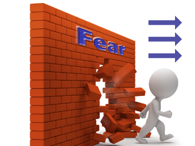 How to overcome fears and microfears that sabotage you, part 3