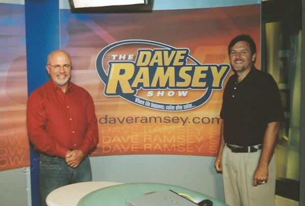 Dave Ramsey and Steve Stewart