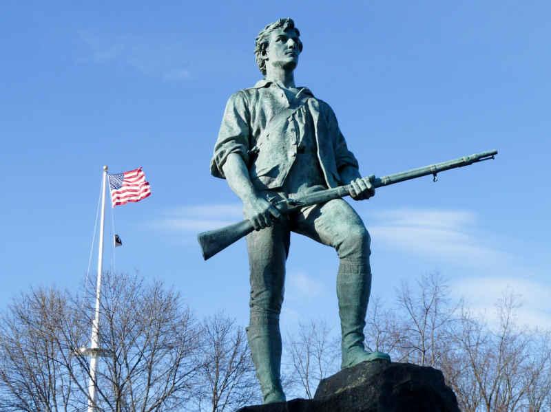 Cambridge, Lexington & Concord - Fun Freedom Trail Day Trips | Steve's  Travel Guide