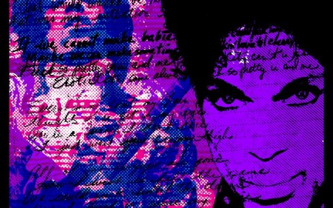 Prince - Print series for a gallery show.