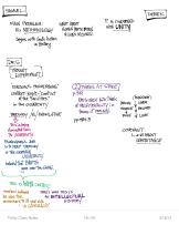 Trinity Class Notes P18