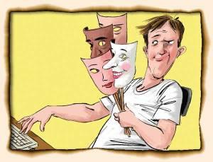 masks-before-computer-cartoon