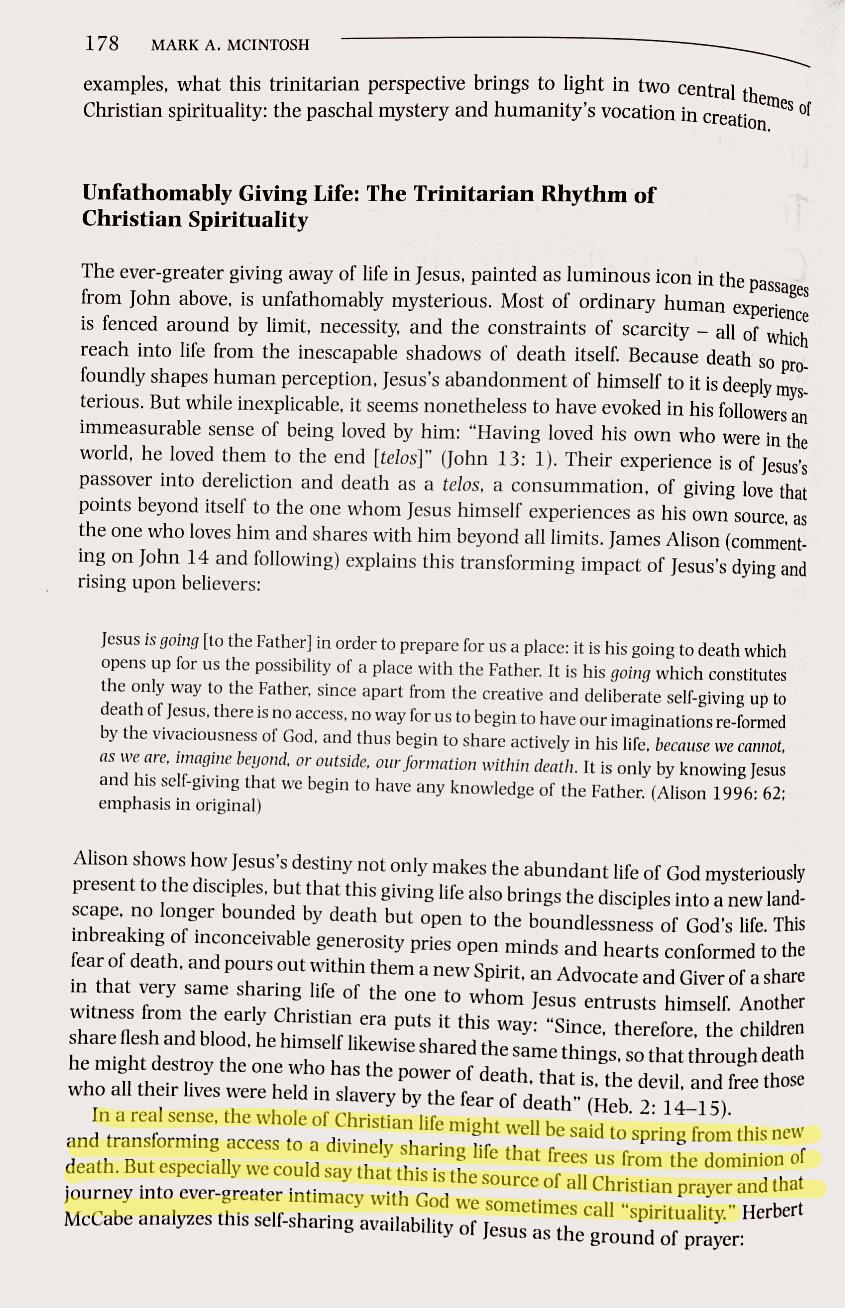 A Trinitarian Perspective 02