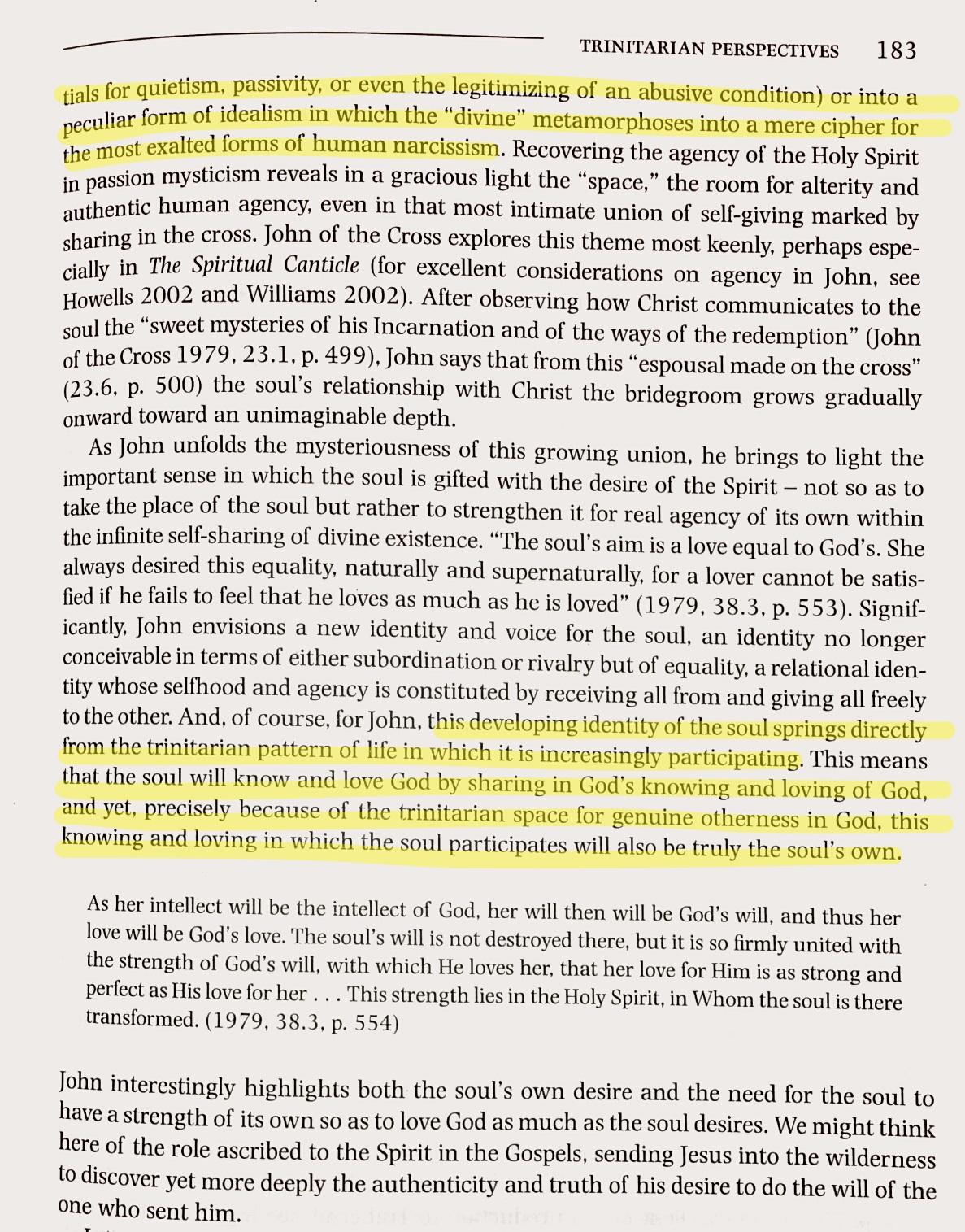 A Trinitarian Perspective 07