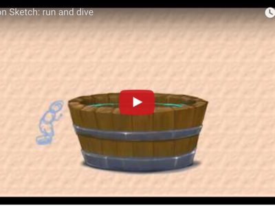 motion sketch animation