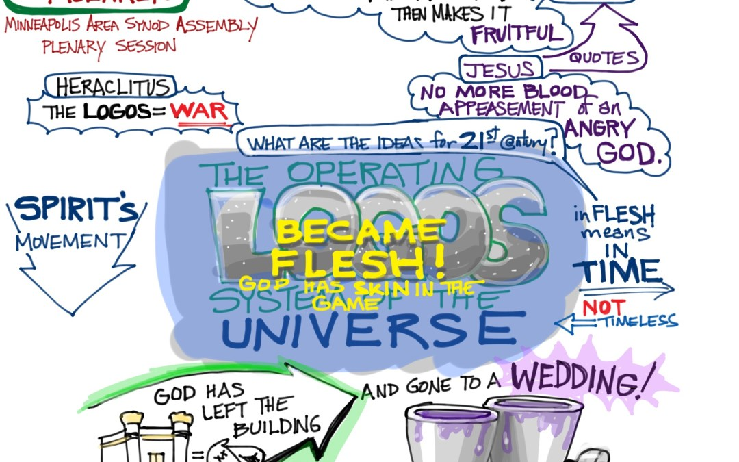 The Blueprint for Creation