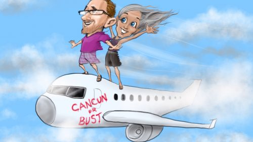 Cancun or Bust