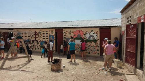 Haiti Wednesday 1