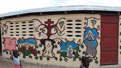 Haiti final mural