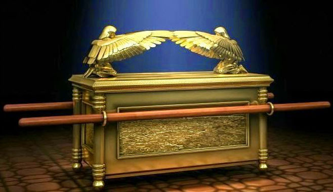 Meeting God at the Mercy Seat