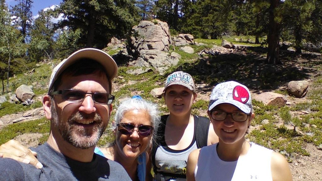 My Hiking Crew